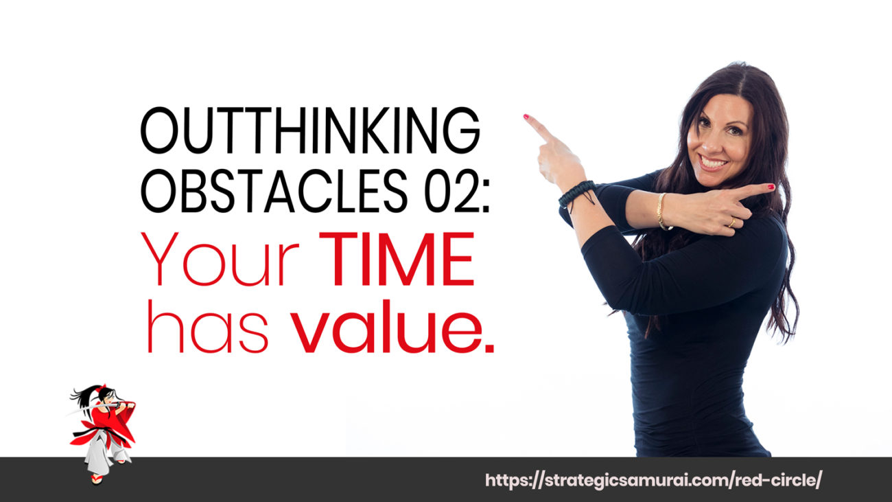 obstacles - distraction and time